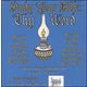 Study Your Bible: Thy Word CD-ROM Learn 'N Folder