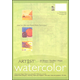 Art1st White Watercolor Paper in Packages - 9 X12 50 Sheets