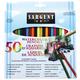 Watercolor Pencil Set - 50 count