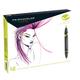 Prismacolor Art Markers (brush tip/fine tip) 12 count