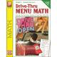 Drive-Thru Menu Math - Beginning Money Skills