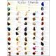 Rocks & Minerals Poster