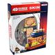 4D Skin Anatomy Model