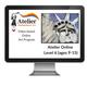 Atelier Online Art Curriculum - Enriched L6