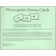 Phonogram Game Cards