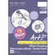 Art1st Medium Weight Smooth White Drawing Paper- 9