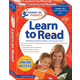 Hooked on Phonics Learn to Read All About Letters (PK)