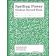 Spelling Power Stdt Acty Record - Green