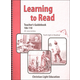 Learning to Read 106-110 Teacher's Guide With Answers (2nd Edition)