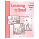 Learning to Read Practice Sheets (106-110) 2nd Edition