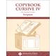 Copybook Cursive Book IV