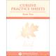 Cursive Practice Sheets II