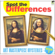 Spot the Differences - Art Masterpiece Mysteries Book 1