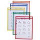 Reusable Dry Erase Pockets - 9