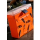 Boys Homework Box (Orange/Blue)