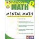 Singapore Math: Mental Math Grade 7