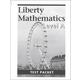 Liberty Mathematics Level A Tests