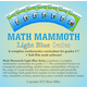Math Mammoth Light Blue Series Grades 1-7 CD