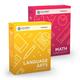 Calvert Kindergarten 2 Subject Set (Math & Language Arts)