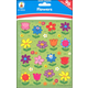 Flowers Shape Stickers (96 stickers)