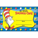 Reward Punch Card - Cat in the Hat