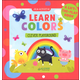 Learn Colors Lift-the-Flap Book (Clever Playground)