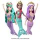 Nixies Swimming Mermaid Doll Assorted Style
