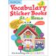 At Home Kumon Vocabulary Sticker Book