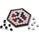 Hexover Wooden Strategy Game