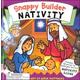 Snappy Builder Nativity