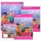 Harcourt Horizons Grade 1 About My World Homeschool Package With Parent Guide CD-ROM