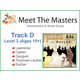 Meet the Masters @ Home Track D Ages 10-AD