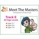 Meet the Masters @ Home Track E Bundle
