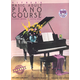Alfred's Adult Piano Course Level 1 Lesson Book with DVD