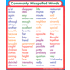 Commonly Misspelled Words Study Buddy Sticker