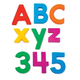 Multicolored Alpha and MathMagnets (126 Pieces)