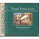 Third Form Latin Pronunciation CD,Second Edtn