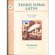 Third Form Latin Student Workbook