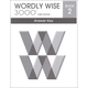 Wordly Wise 3000 3rd Edition Key Book 2