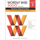 Wordly Wise 3000 3rd Edition Teacher's Resource Book 5