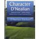 Character D'Nealian - Advanced Cursive