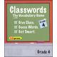 Classwords Vocabulary Game - Grade 4