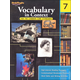 Vocabulary in Context for Common Core Standards Grade 7