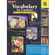 Vocabulary in Context for Common Core Standards Grade 8