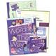 Words Their Way Homeschool Bundle (2005) Level E