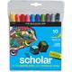 Prismacolor Scholar Bullet Tip Art Markers 10 /set