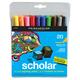 Prismacolor Scholar Bullet Tip Art Markers 20 /set
