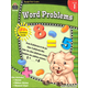 Word Problems Grade 1 (Ready, Set, Learn)