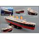 R.M.S. Titanic 3D Puzzle