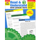 Read and Understand with Leveled Texts 6+